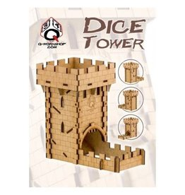 Q-Workshop Human Dice Tower (ML)