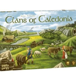 Karma games Clans of Caledonia (FR)