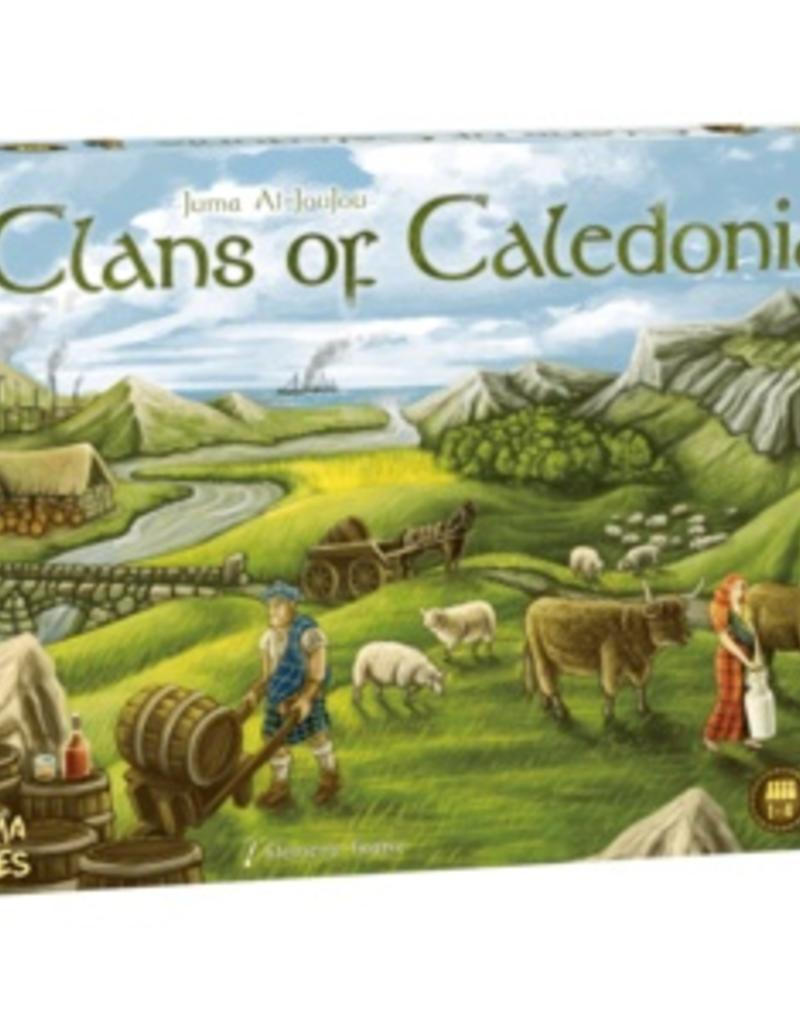 Karma games Clans of Caledonia (FR)