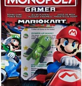 Hasbro Games Monopoly Gamer- Mario Kart Power Pack (ML)