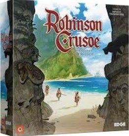 Portal Games Robinson Crusoé - Aventures sur l'Île Maudite (FR)