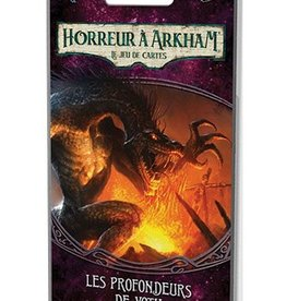 Fantasy Flight Horreur à Arkham JCE Ext. Profondeurs de Yoth (FR)