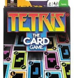 MasterPieces Tetris the card game (EN)