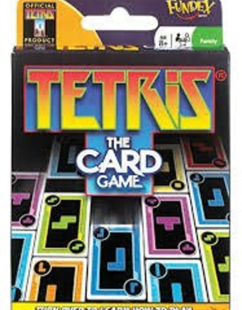 MasterPieces Tetris the card game (EN)
