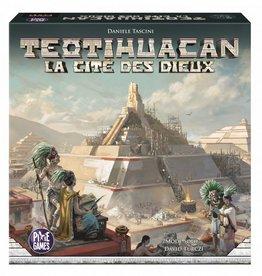 Pixie Games Précommande: Teotihuacan - La Cité des Dieux (FR)