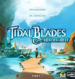 Druid City Précommande: Tidal Blades - Heroes Of  The  Reef (EN)