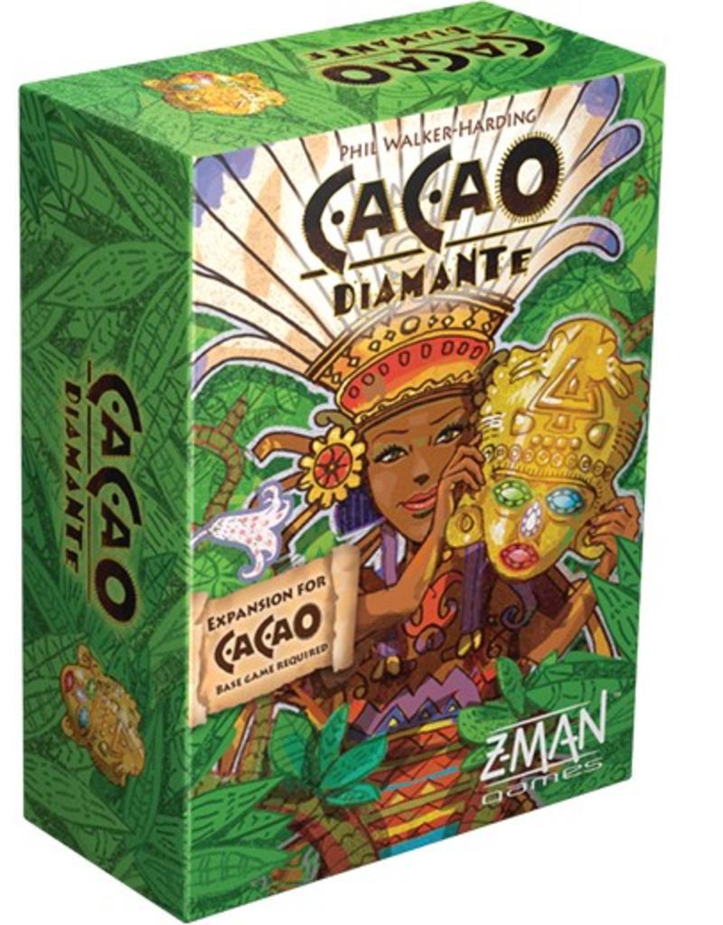 Z-Man Games Cacao ext. Diamante (EN)
