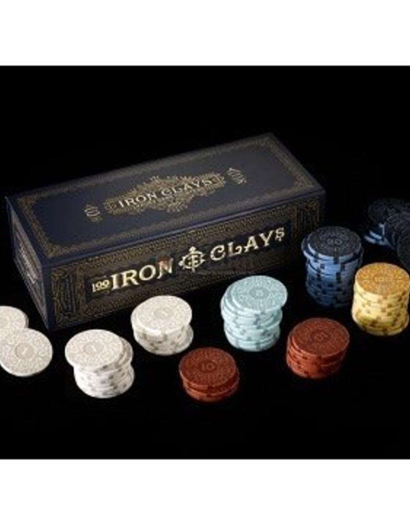 Roxley Iron Clays Retail Edition (Brass) (EN)