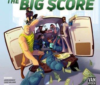 The Big Score (EN) (commande spéciale)