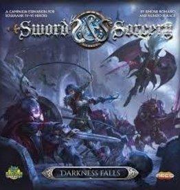 Ares Games Sword & Sorcery Ext: Darkness Falls (EN)