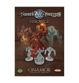 Ares Games Sword & Sorcery Ext: Onamor Hero Pack (EN)