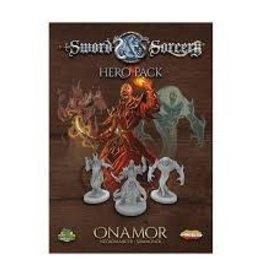 Ares Games Sword & Sorcery Ext: Onamor Hero Pack (EN)