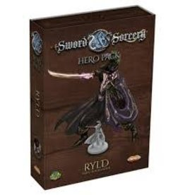 Ares Games Sword & Sorcery Ext: Ryld Hero Pack (EN)