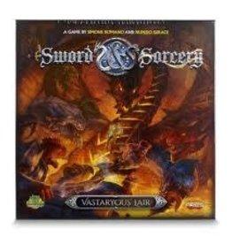Ares Games Precommande: Sword & Sorcery Ext: Vastaryous Lair (EN)