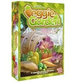 Quick Simple Fun Games Veggie Garden (EN)