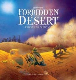 Gamewright Forbidden Desert (EN)