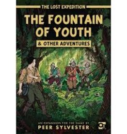 Osprey The Lost Expedition - Fountain of Youth & Other Adventures (EN)