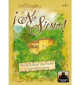 Stronghold Games La Granja dice game: I No Siesta