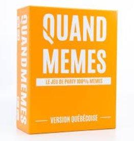 coucumba games Quand Memes (FR)