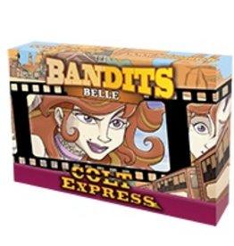 Ludonaute Colt Express Bandit - Belle (ML)