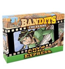 Ludonaute Colt Express Bandit - Cheyenne (ML)