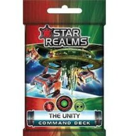 White Wizard Games Star Realms Command Deck- The Unity (EN)