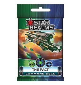 White Wizard Games Star Realms Command Deck- The Pact (EN)