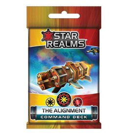 White Wizard Games Star Realms Commands Deck-The Alignments (EN)