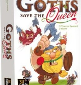 Sit Down Goths Save the Queen (ML)