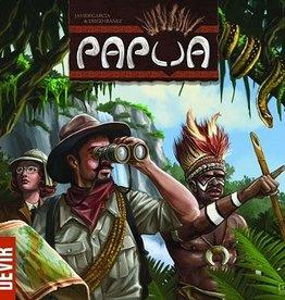 Devir Games Précommande: Papua (EN)