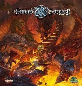 Ares Games Précommande: Sword and Sorcery - Vastaryous' Lair (EN)