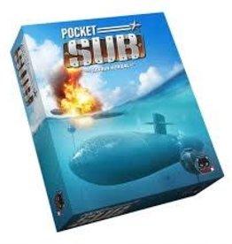 Alley Cat Games Précommande: Pocket Sub Deluxe Edition (EN)