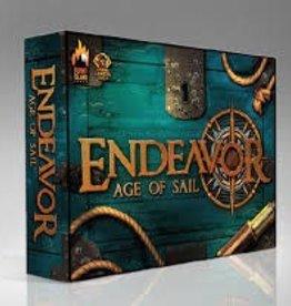 Burnt Island Games Endeavor Age of Sail (EN)