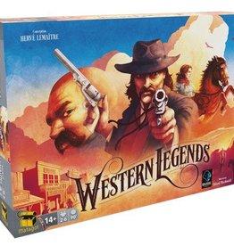 Précommande: Western Legends (FR)