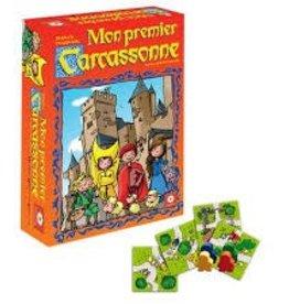 Z-Man Games Mon Premier Carcassonne (FR)