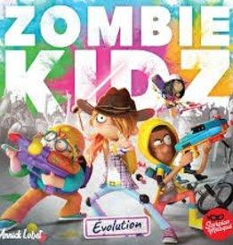 Le Scorpion Masqué Zombie Kidz Evolution (FR)