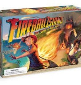 Restoration Games Fireball Island -  Version retail (EN)