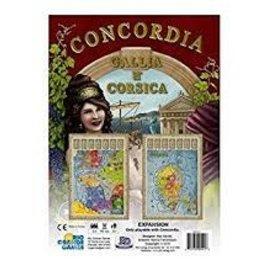 Rio Grande Games Concordia - Gallia & Corsica (EN)