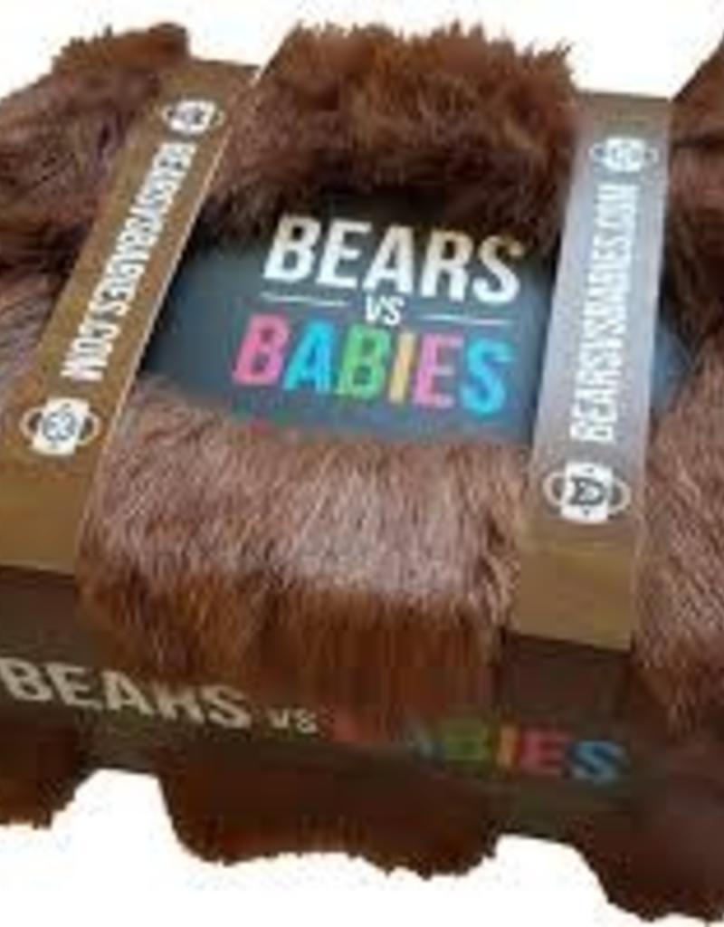 Exploding Kittens Bears vs Babies (FR)