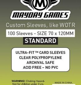 Mayday Games 7152 Sleeve 70 mm x 120 mm Tarot