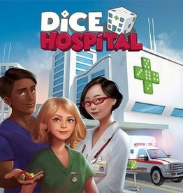 Alley Cat Games Dice Hospital (EN)