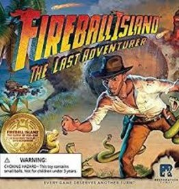 Restoration Games Fireball Island: Ext. The Last Adventurer (EN)