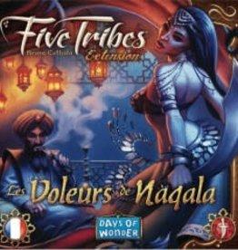 Days of Wonders Five Tribes: Ext. Les Voleurs de Naqala (ML)  (commande spéciale)