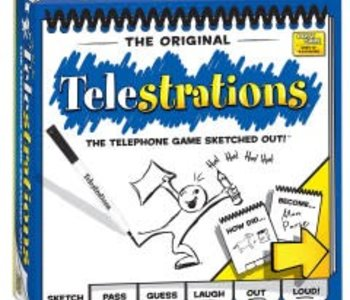 Telestrations (EN) (commande spéciale)
