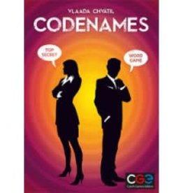 Czech Games Edition Codenames (EN)  (commande spéciale)