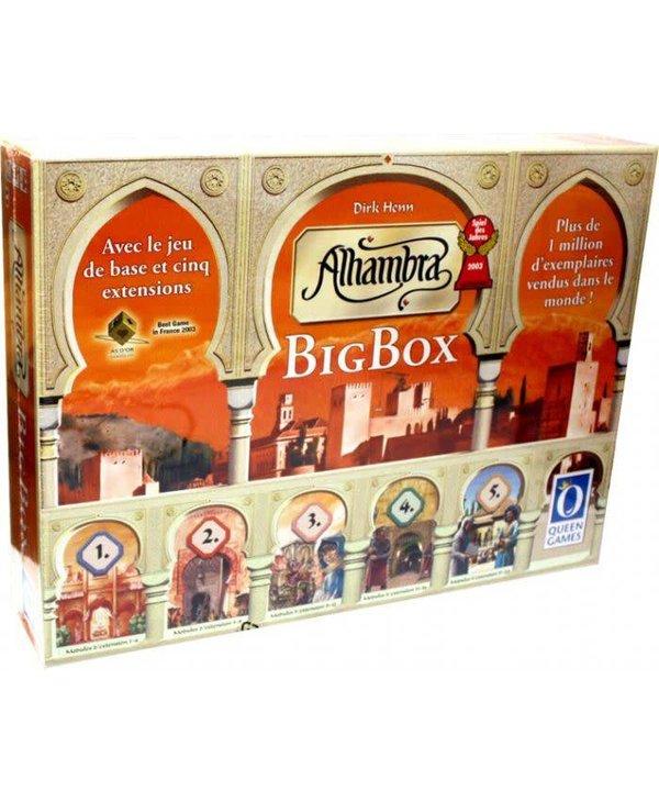 Alhambra Big Box (FR)  (commande spéciale)