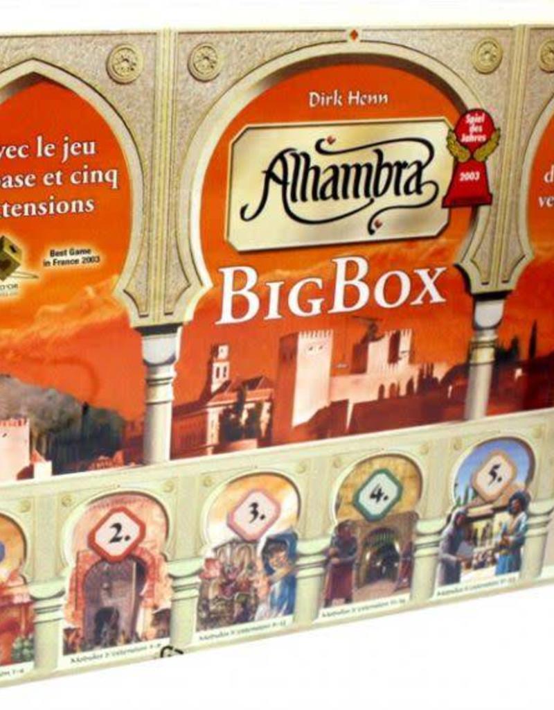 Queen Games Alhambra Big Box (FR)  (commande spéciale)