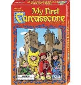 Z-Man Games My first carcassonne (EN) (sur demande)