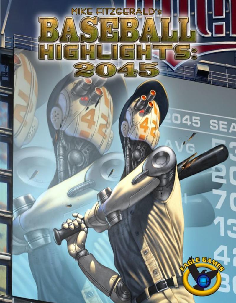 Eagle-Gryphon Games Baseball Highlights: 2045 (EN) (Commande Spéciale)