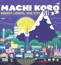 IDW Machi Koro Brights Lights, Big City (EN)  (commande spéciale)